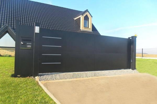 Installation de portails et portillons europortails ets passaquin thonon - Portail maison moderne ...